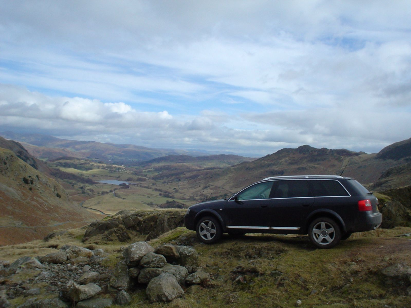 Allroad in the lakes