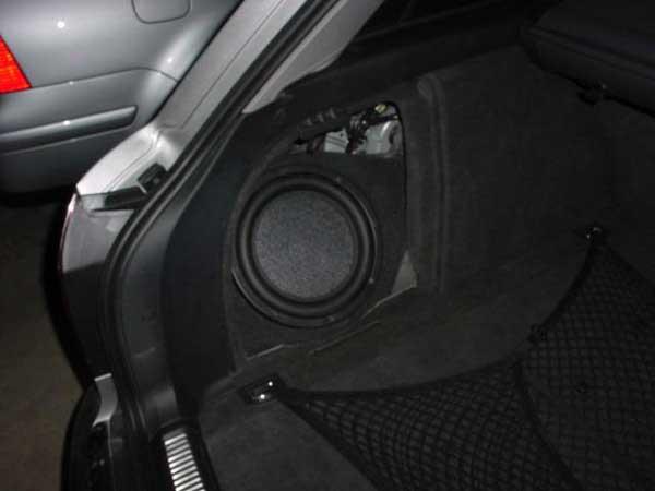 a4 b7 bose rear sub no sound audi a4 s4 cabrio. Black Bedroom Furniture Sets. Home Design Ideas