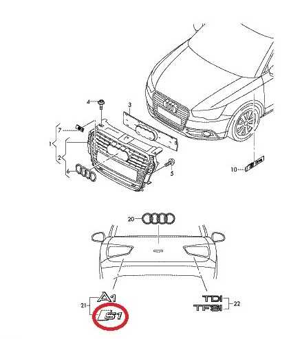 Vw 2 0 Performance Engines in addition Cylinder head also Silencers exploded view in addition Audi S8 Engine also Joints Culasse Autres Joints. on audi 4 0 tfsi engine