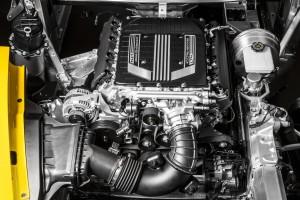 """2015 """"LT4"""" 6.2L V-8 AFM VVT DI SC (LT4) for Chevrolet Corvette Z"""