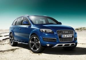 Audi Q7 S Line Style